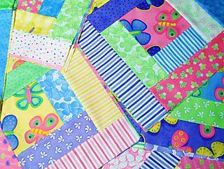 Butterfly fling quilt 010