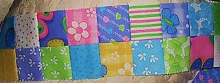 New quilt border