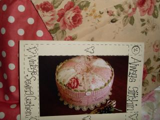 Stitchers angel and deb magee's pincushion 022