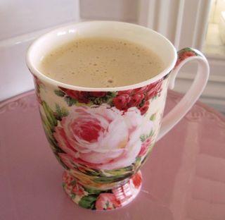 Vanilla chai latte 005