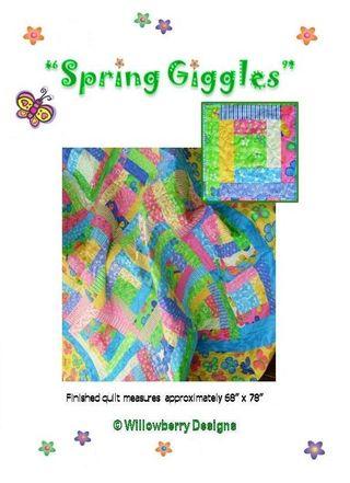 Spring giggles jacket