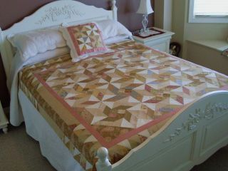 Southern Comfort ready for quilting