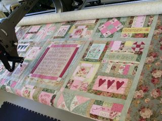 Maree journey of a quilter
