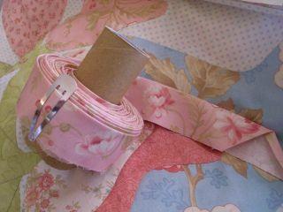 Binding ready to sew