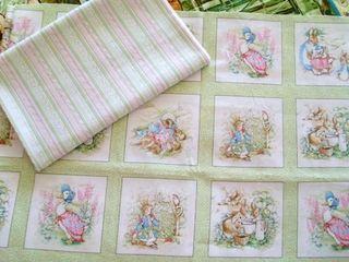 Ranching Mom: Beatrix Potter Quilt. Ideas??