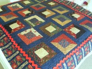 The ric rac quilt