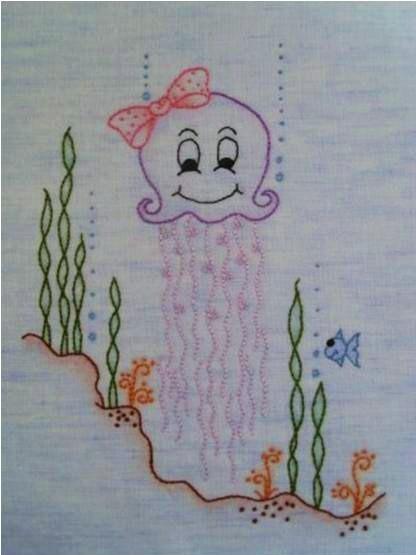 Block 1 Josephine the Jellyfish