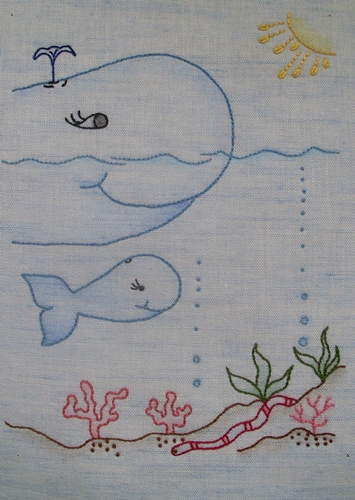 Wilma and Wayney Whale 4