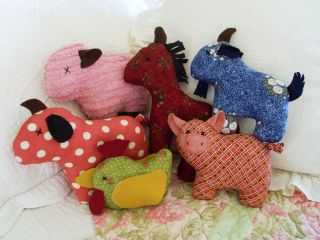 Farmyard friends project 001