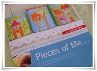 Pieces of me book
