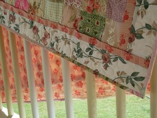 Shabby stash quilt (8)