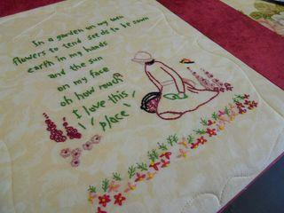 Maureen's quilt 2