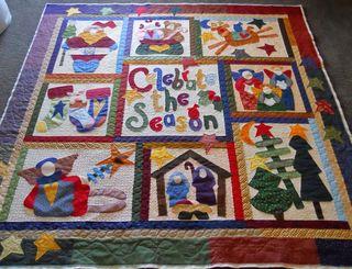 Wendy's quilt