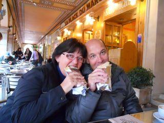 Lunch in monaco