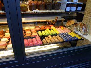 Macaroons all colours