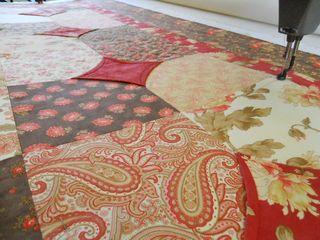 Debs aster manor quilt