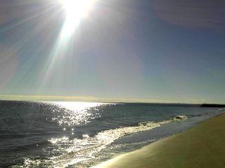 Beach walk 14.06.11