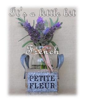 It's a little bit french button