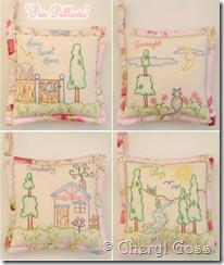 pin pillows