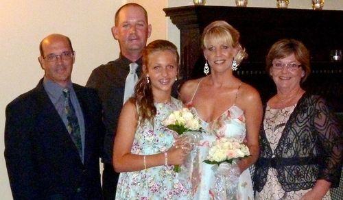 Wedding, col me andy kylee lauren